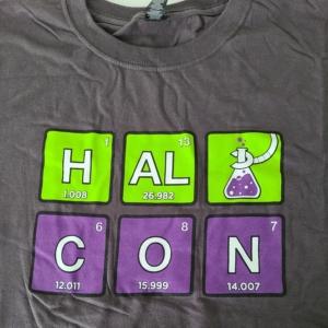 Hal-Con science tee